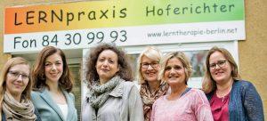 Team der LERNpraxis Hoferichter